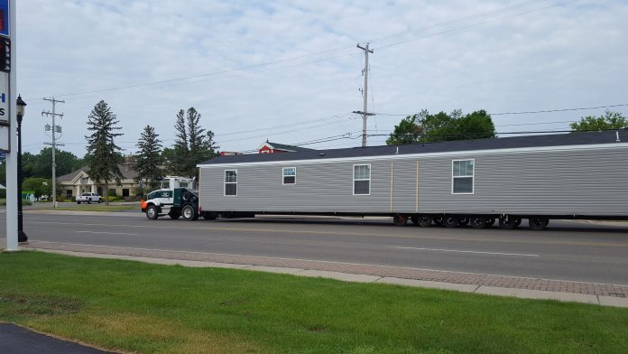New Manufactured Home Shipments Up Again