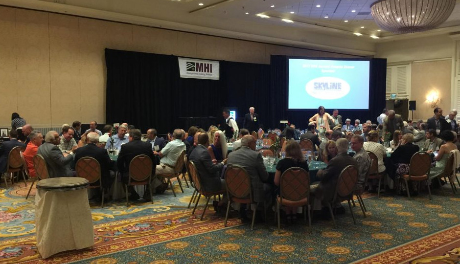 mhi annual awards networking orlando