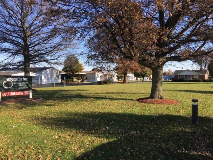 greenbriar manufactured home community