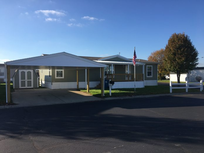 Manufactured Home Community Makeover