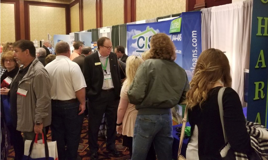 CIS Home Loans at The Tunica Show