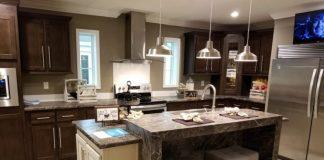 MMHA Media Campaign manufactured home kitchen