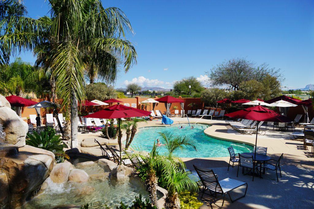 Equity Lifestyle Properties in Mesa, Ariz.