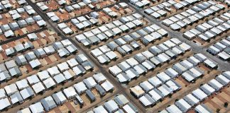 A tightly knit community in Arizona serves as workforce housing.