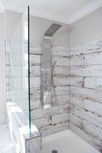New Home Trends from Clayton Homes Shower Stall