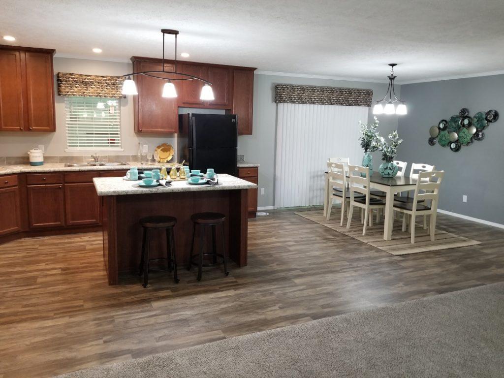 Manufactured Housing Enterprises MHE Inc. interior living