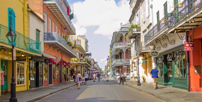 New Orleans La Congress and Expo Travel Tips