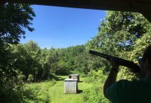 MHI Congress and Expo in New Orleans Clay Shoot