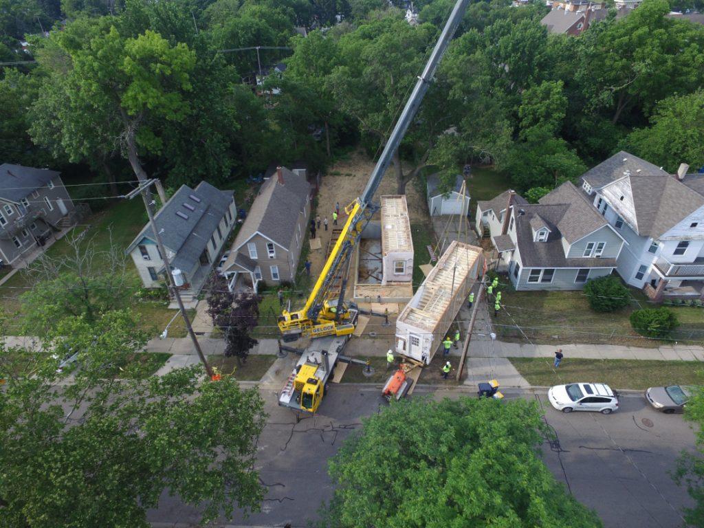 Grand Rapids Michigan Modular Home