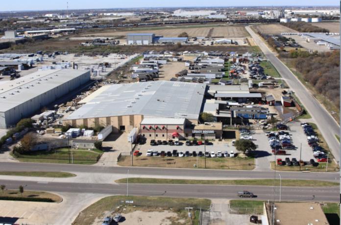 Kenny Shipley profile Fort Worth Legacy Housing plant