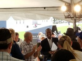 HUD affordable housing bus tour