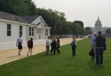 2nd Annual Innovative Housing Showcase Homes on the National Mall