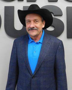 Kenny Shipley cowboy hat