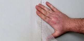Self-Adhesive Drywall Tape