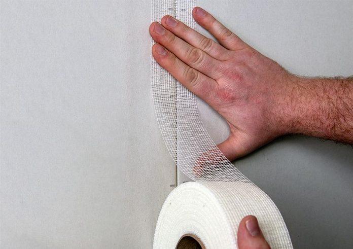 Self-Adhesive Drywall Tape