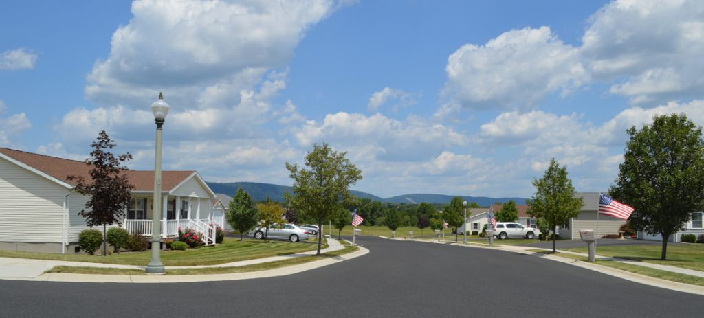 Rent control impact on manufactured housing communities