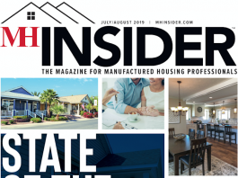 The MHInsider Magazine 'State of the Industry' Edition cover art