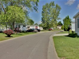 site rent occupancy rate manufactured home community