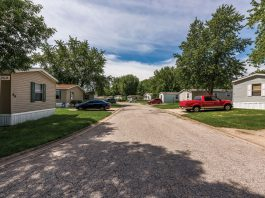 Vacancy control for manufactured home communities