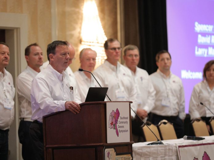 2019 SECO organizers