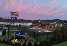 Memphis Blues all-rental manufactured home community
