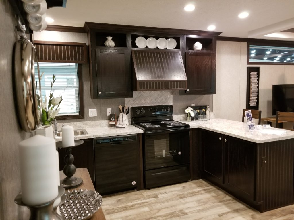 Labor in manufactured housing fairmont kitchen