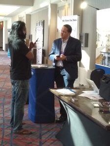 Darren Krolweski at MHVillage's SECO19 Conference
