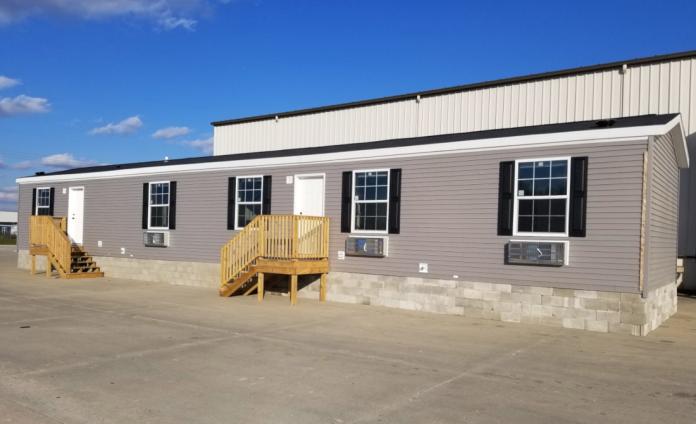 Adventure Duplex Modular Homes in Communities