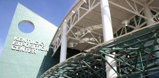 Kentucky Expo Center entrance 2020 louisville show