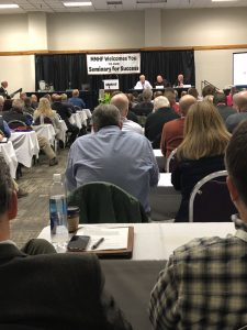 Full seminar audience attendees 2020 Louisville Show
