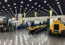 Exhibit expanded at the Louisville show