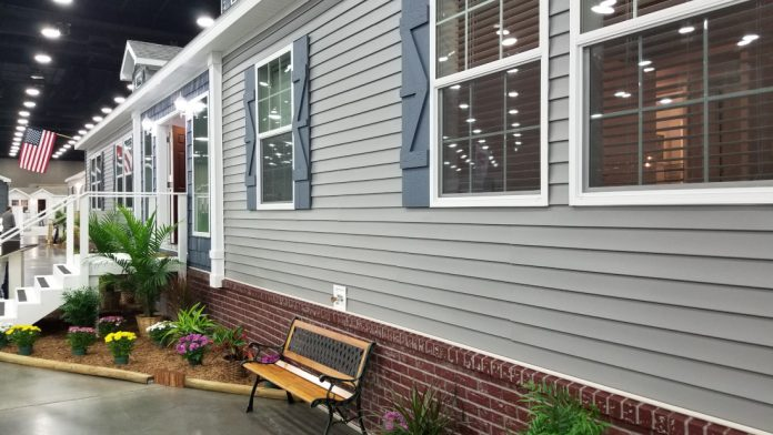 The Louisville Manufactured Housing Show Jan. 15-17, 2020