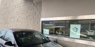 drive-thru closing teller window blaine minnesota