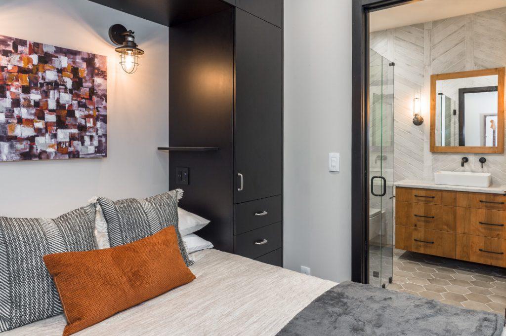 Slate Homes bed bath