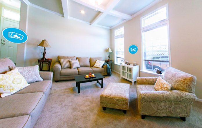 Home community virtual tours best practices