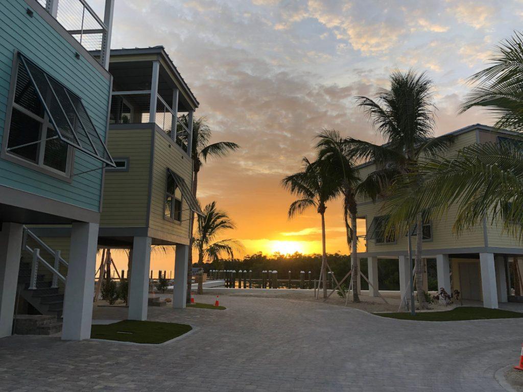 Ocean Breeze Marathon Key Sunset