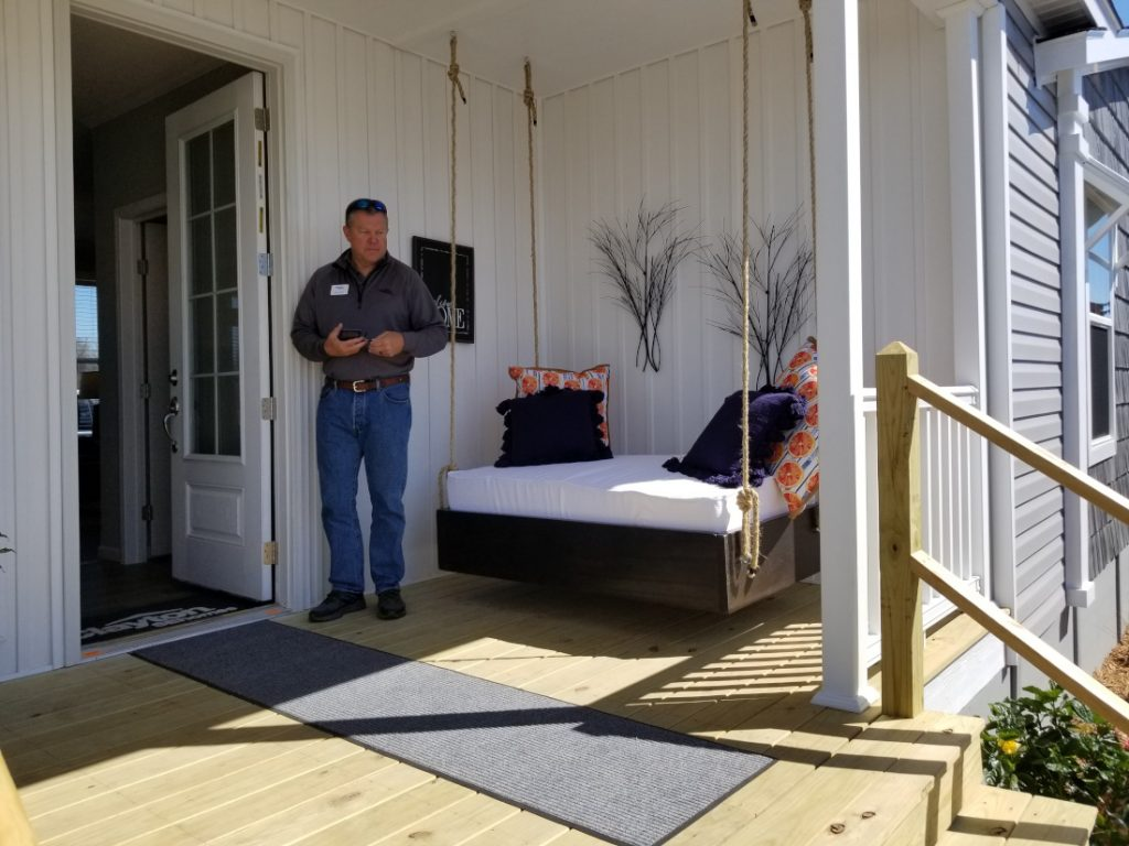 Greetings manufactured home virtual open house