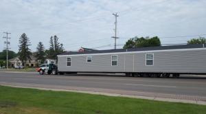 Transporter manufactured housing terminology