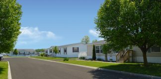 Parke Place Manufactured Home Community April rent
