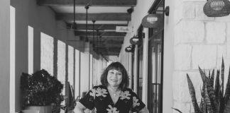 Maria Horton portrait hotel Austin