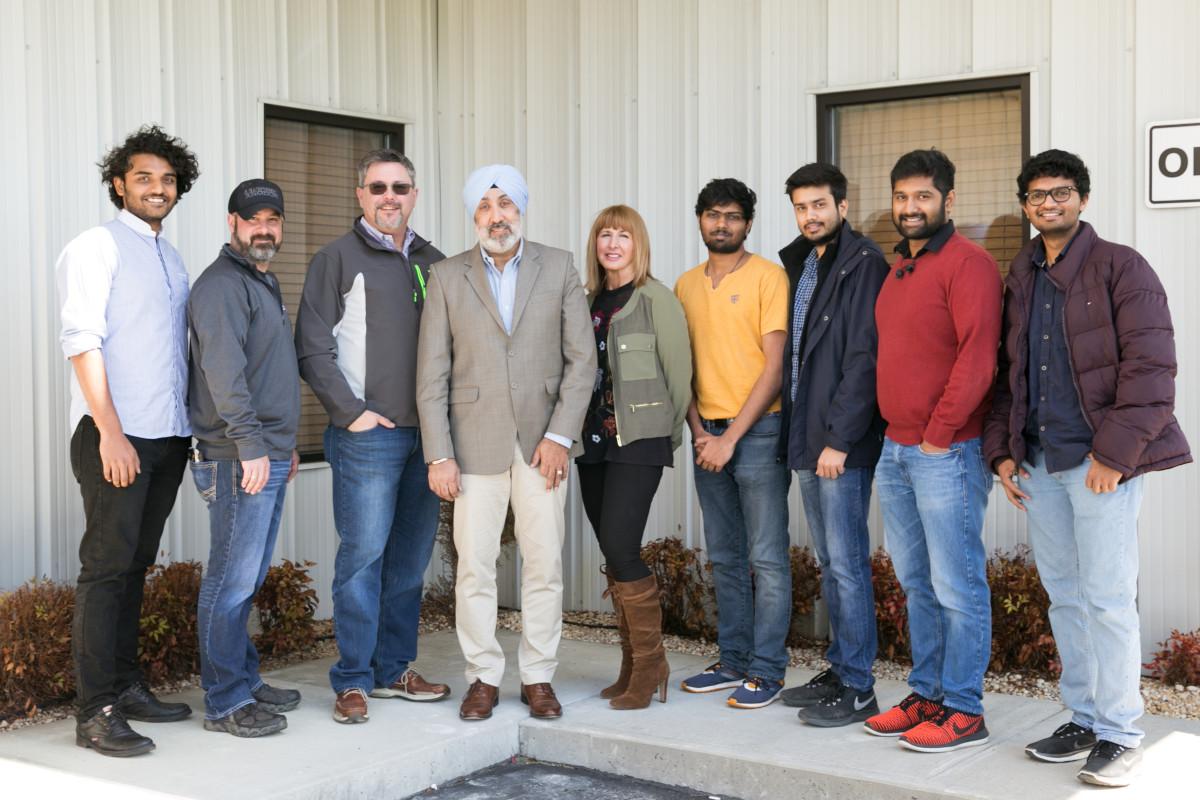 UT team clayton's university partnership