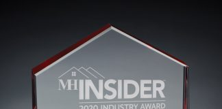 2020 MHInsider Industry Awards