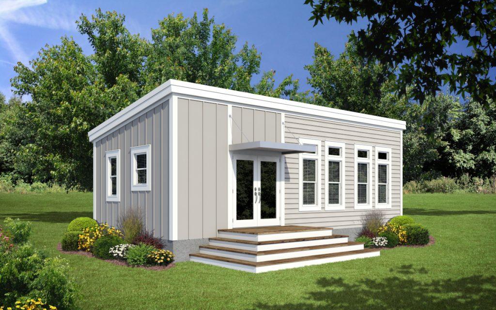 ADUs hot building trend exterior URBANEER