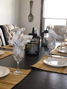 interior design project dining set