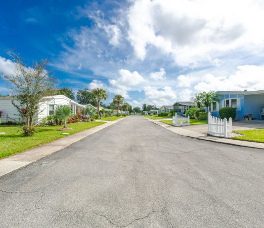 Central Florida Manufactured Housing Community