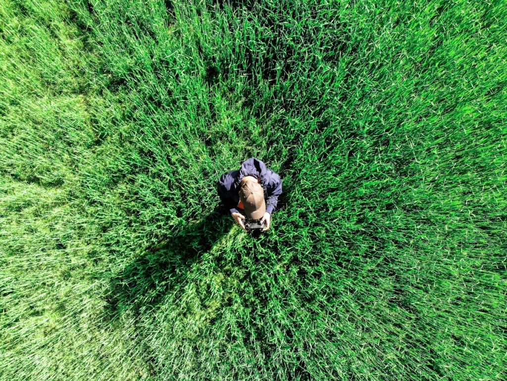 drone mapping pilot