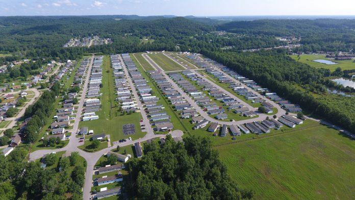 Autumn Leaf Estate manufactured home community Kentucky